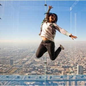20% Off with $20 for AdultGroupon Chicago The Skydeck at Willis Tower Admission Sale
