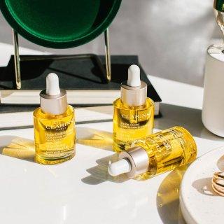 仅$44.2 (原价$59)即将截止:Clarins 面部护理油大促 改善肌肤问题调节油脂分泌