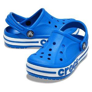 Crocs儿童 Bayaband 洞洞鞋