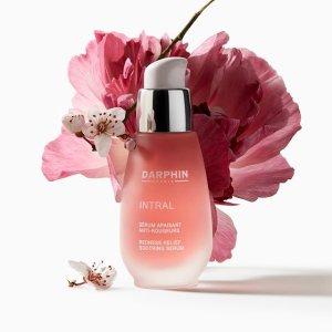 Darphin舒缓修护,改善脆弱泛红小粉瓶去红血丝精华30ml
