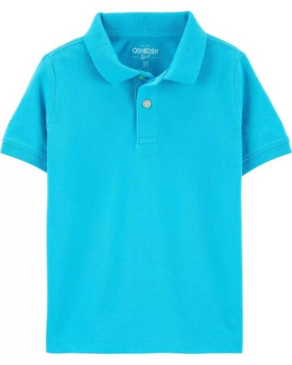 男小童Polo衫