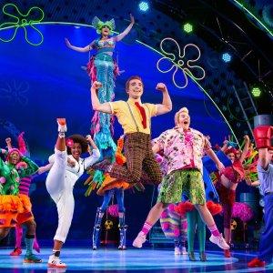 $50起 经典卡通人物登上大舞台《海绵宝宝》 欢乐而正能量的音乐剧 北美巡演中