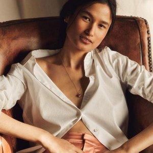 低至6折衬衫界的大师品牌 EQUIPMENT 美衣折扣区热卖