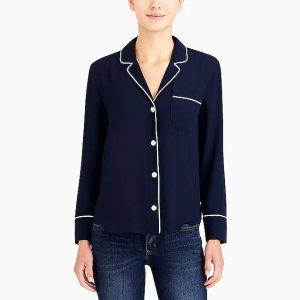 J.CrewSleep shirt : FactoryWomen Shirts & Tops | Factory