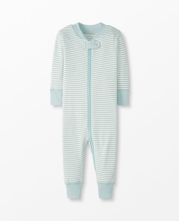 有机棉婴儿睡衣