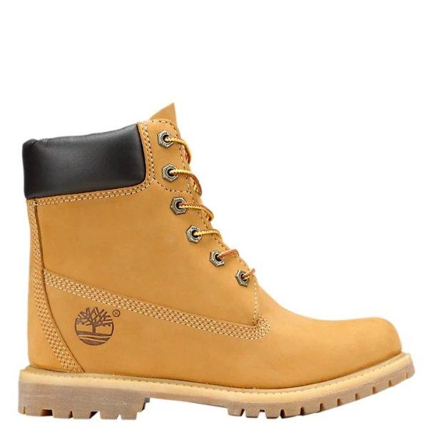 内增高大黄靴