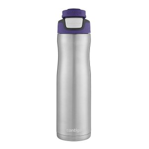$13.19Contigo AUTOSEAL Chill Stainless Steel Water Bottle, 24 oz, SS Grapevine