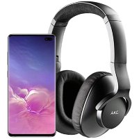 Samsung S10+ 128GB + AKG N700NC M2 降噪耳机