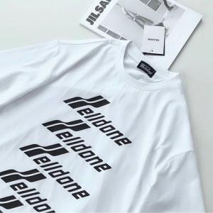 8.5折 爆款logo T恤$226入we11done 潮服换季热促 娜比、杨幂都在穿
