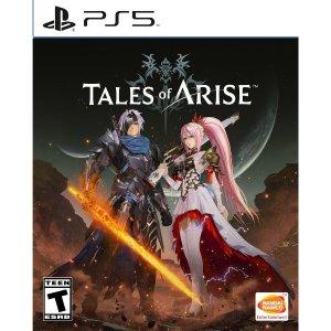 《破晓传说》PS5 实体版, 传说系列又一高分作品