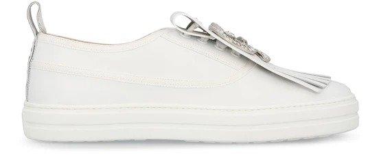 Call Me Vivier Strass 平底鞋