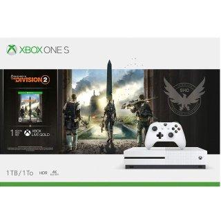 $229.99 (原价$299.99)Xbox One S 《全境封锁2》套装,再送新作《麦登橄榄球 20》