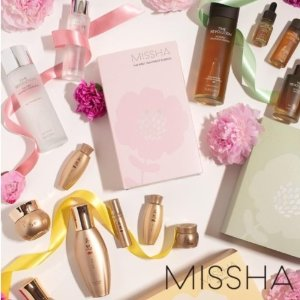 56% Off + Extra 30% OffDealmoon Exclusive: Missha Beauty Discounted Mother's Day Gift Sets Sale