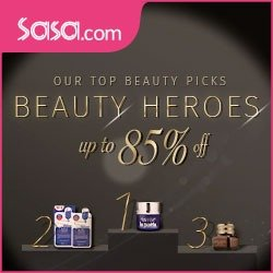 Up To 85% OffKorean vs. Japanese Best Selling Products @ Sasa.com