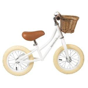 Banwood BikesBanwood First Go Balance Bike - White