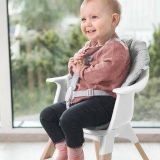 8折 北欧设计,浓浓简洁风新品上市:Stokke Clikk 儿童餐椅特卖 让就餐变得轻而易举