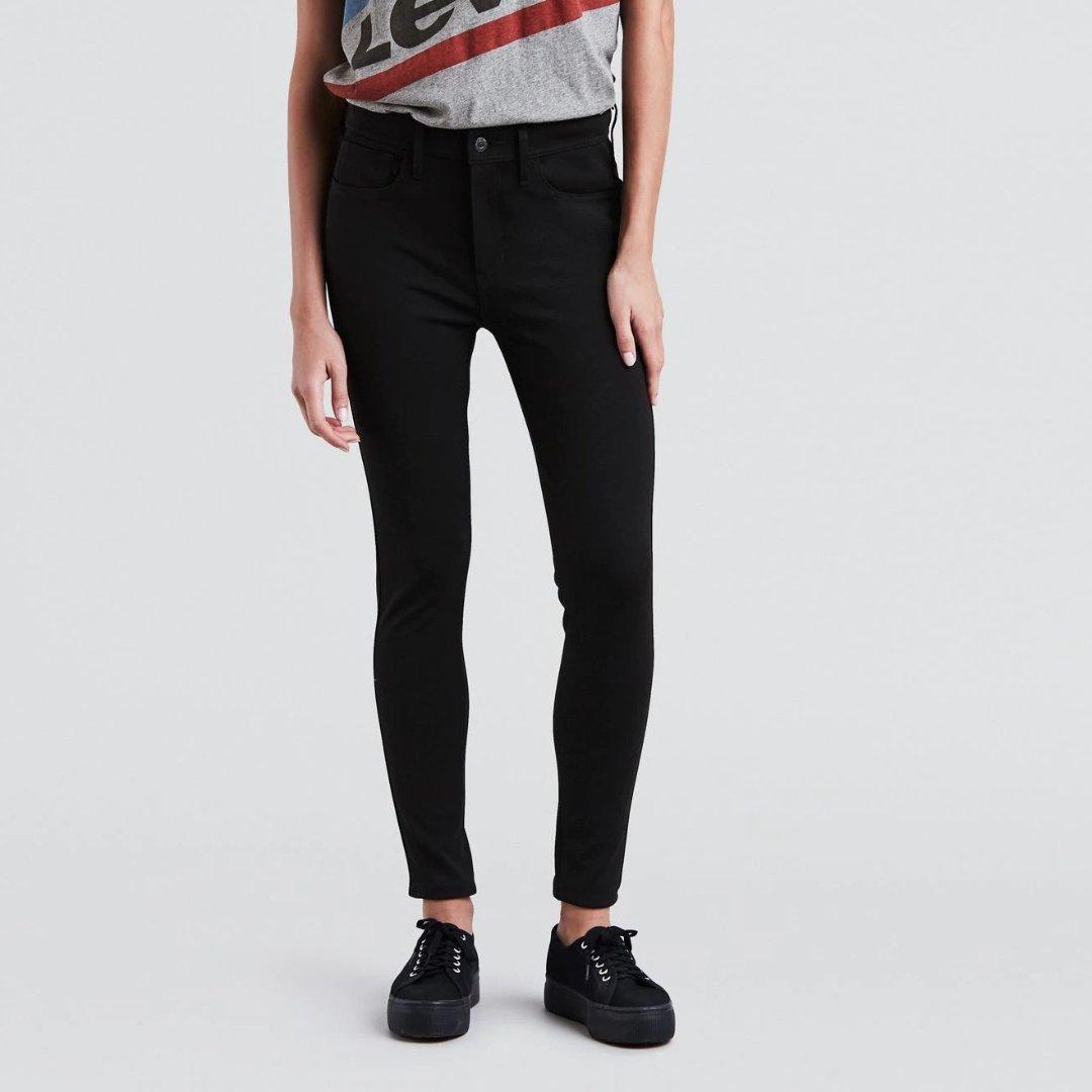 720 高腰牛仔裤