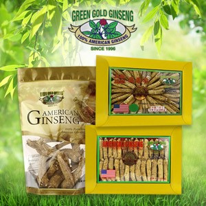Buy 1 Get 1 FreeDealmoon Exclusive: 100% Authentic American Wisconsin Ginseng May Offer
