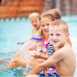 Up to 40% StayGreat Wolf Lodge