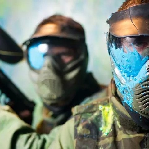 Paintball Package with Equipment