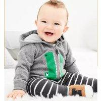 Carter's 婴儿鳄鱼三件套