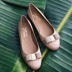 Up to 70% Off Salvatore Ferragamo Handbags & Shoes @ Rue La La
