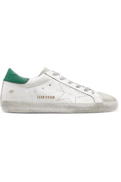 Superstar 脏脏鞋