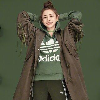 低至5折+额外7折+包邮adidas Originals系列潮服促销  $28收Baby同款女裤