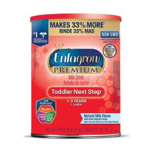 EnfamilPremium, Non-GMO Toddler Next Step Formula Powder - 32oz