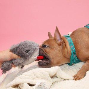 低至6折折扣升级:Barkshop 全场狗狗零食、玩具网络周大促