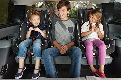 SlimFit 3合1双向汽车安全座椅