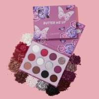 Colourpop Butter Me Up -紫色蝴蝶