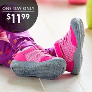 All for $11.99Ending Soon: OshKosh B'gosh Kids Sneakers Sale @Zulily