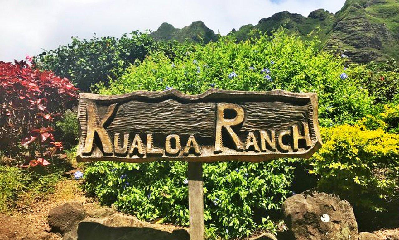 夏威夷玩乐不可错过之【古兰尼牧场Kualoa Ranch】