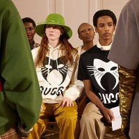 Gucci 猫头T恤