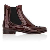 Barneys New York Wingtip Rubber 雨鞋