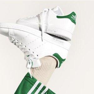 低至4折+免运费Adidas 美鞋专场 收爆款NMD、Stan Smith等美鞋 休闲好搭配