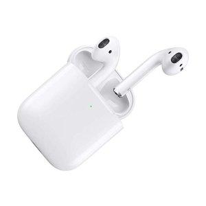 Apple史低Airpods 第二代无线蓝牙耳机