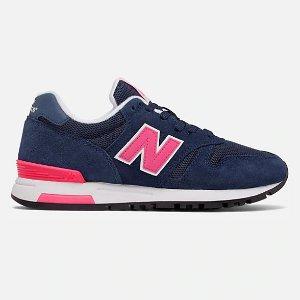 New Balance565 拼色运动鞋