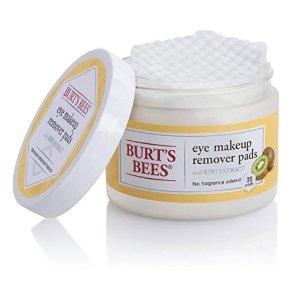 $2.75Burt's Bees Eye Makeup Remover Pads, 35 Count