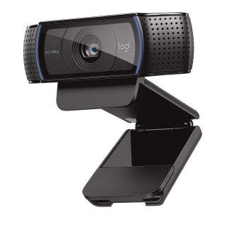 $39.99 (原价$99.99)Logitech HD Pro C920 网络高清摄像头