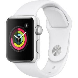 Apple Watch Series 3 (GPS) 38mm Aluminum Case