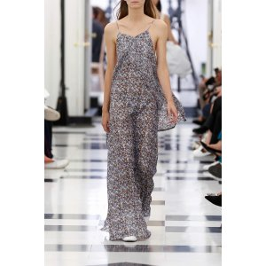 Victoria BeckhamDraped Cami Full Length Dress