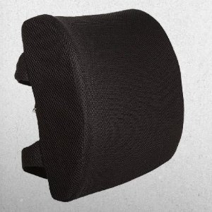 $27.7 (原价$49.95)闪购:Everlasting Comfort 记忆棉透气腰垫