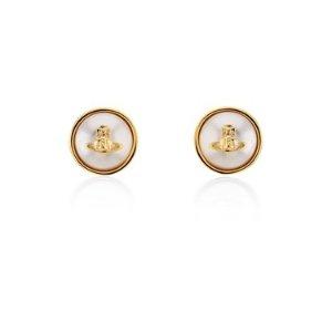 Vivienne Westwood小土星耳钉