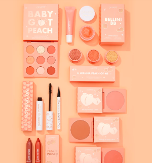 Big Ole Peach Collection Set | ColourPop