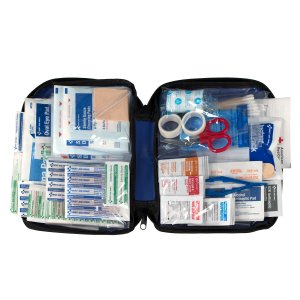 $13.44First Aid Only First Aid Kit, Fabric Pouch, 260 Pc