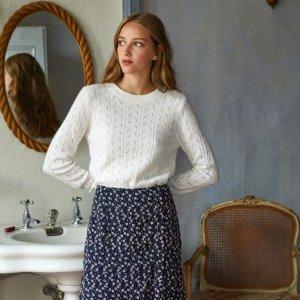 4-5折 €70收碎花连衣裙Petite Mendigote 折扣区大促 超多新款加入 给你法式风情的温柔
