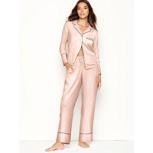 Victoria's Secret单套立减$10,2套立减$30睡衣套装