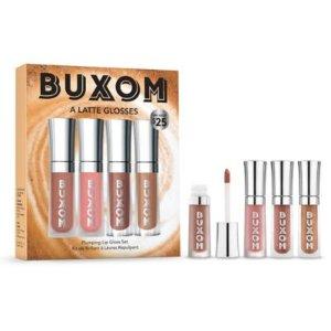 BuxomA Latte Glosses Plumping Lip Gloss Set | BUXOM Cosmetics